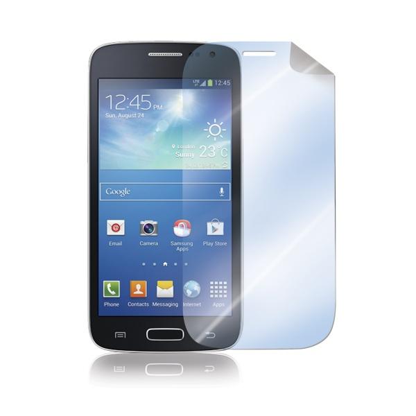 Prémiová ochranná fólie displeje CELLY pro Samsung Galaxy Core LTE, lesklá, 2ks