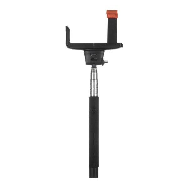 Bluetooth selfie tyč s držákem pro telefon, Kitvision černá