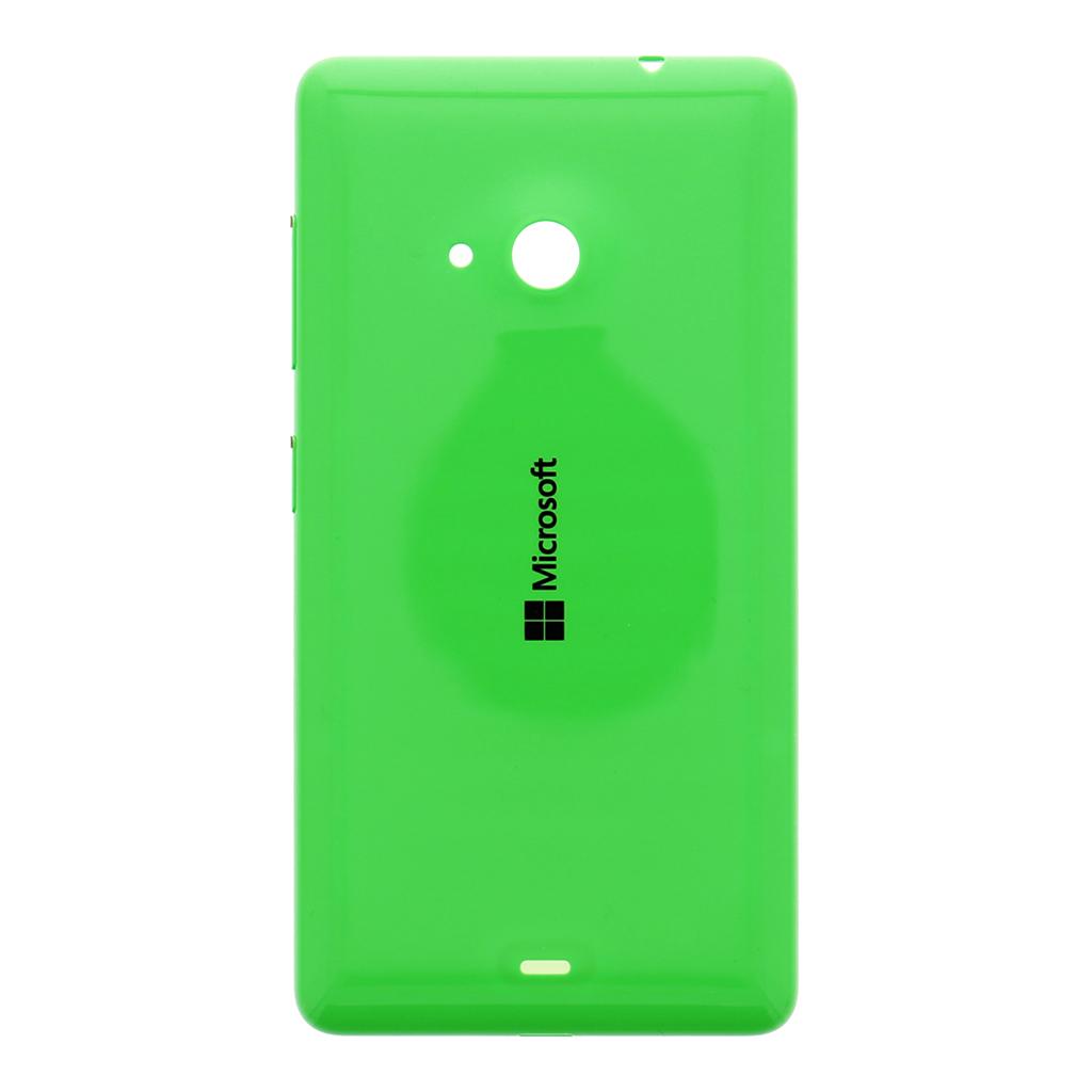 Microsoft Lumia 535 Green Kryt Baterie