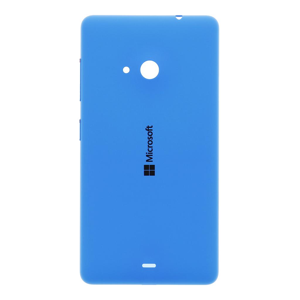Microsoft Lumia 535 Cyan Kryt Baterie