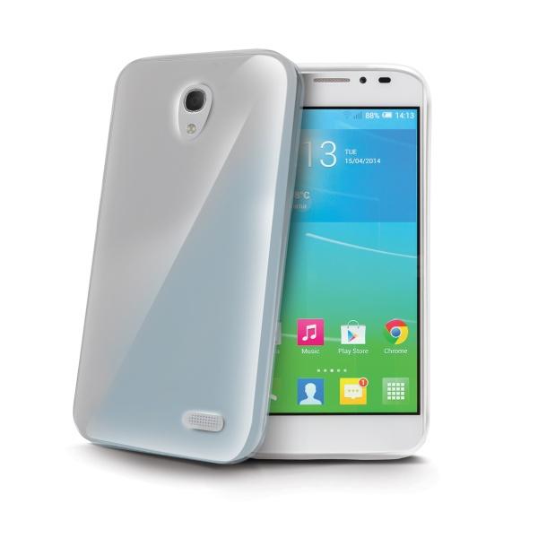 Silikonové TPU pouzdro CELLY Gelskin pro Alcatel 6043 One Touch Idol X+, bezbarvé