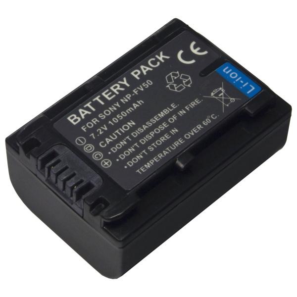 Baterie Extreme Energy typ Sony NP-FV50, LI-ION 1050 mAh
