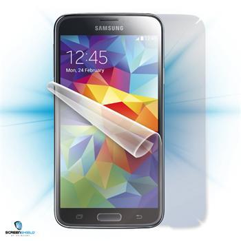 Folie na displej ScreenShield pro Samsung G900 Galaxy S5, celé tělo