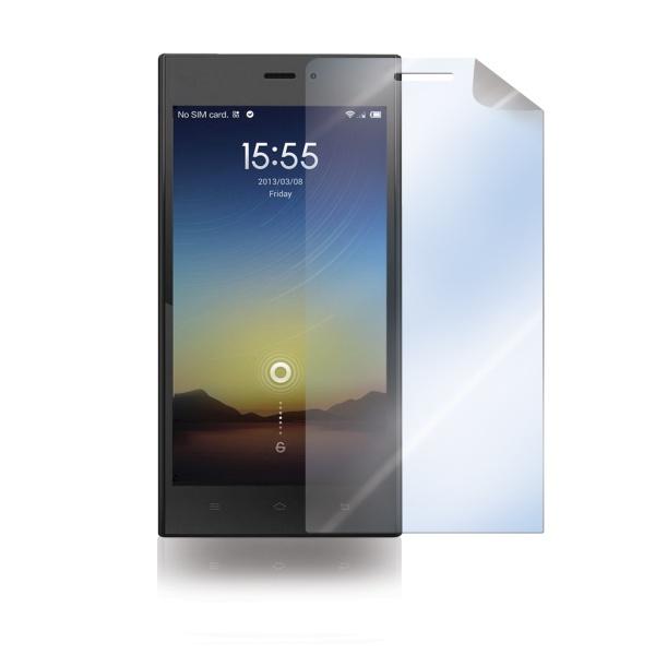 Prémiová ochranná fólie na displej CELLY Premium pro Xiaomi Mi3, lesklá, 2ks