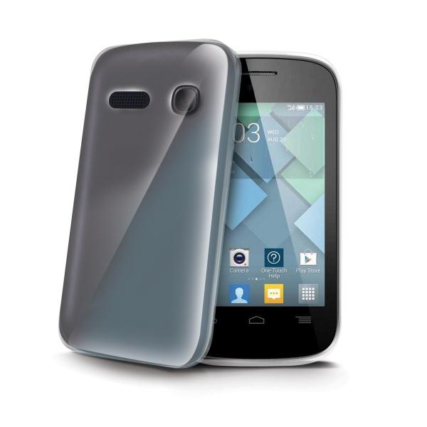 Silikonové TPU pouzdro CELLY Gelskin pro Samsung i9195 Galaxy S4 Mini, bezbarvé