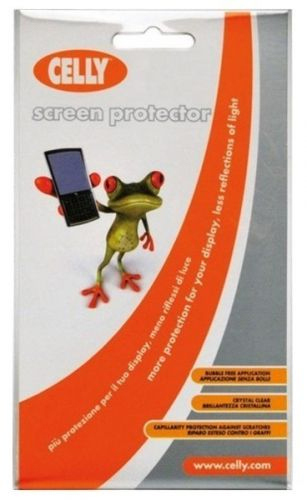 Ochranná fólie displeje CELLY Screen Protector pro Samsung S8530 Wave II, 2ks
