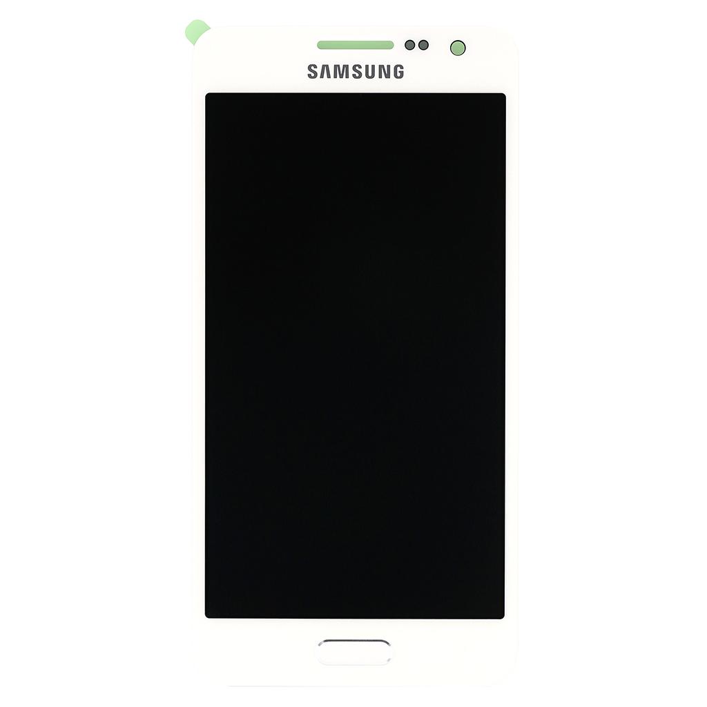 LCD display + Dotyková deska White pro Samsung A300F Galaxy A3 - originál
