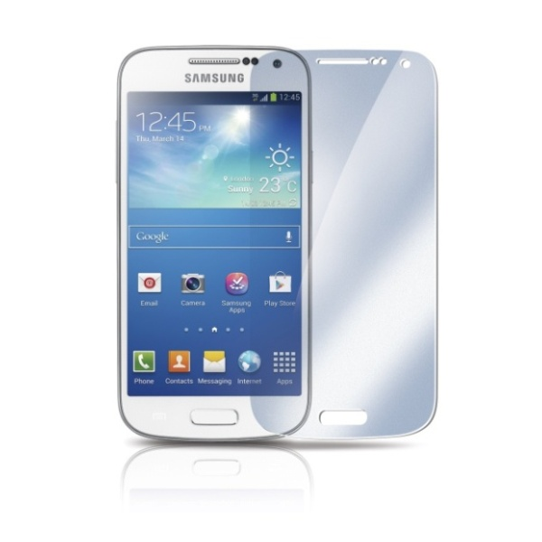 Tvrzené sklo na mobil pro Samsung Galaxy S4 Mini CELLY Glass