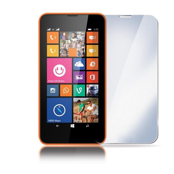 Tvrzené sklo na mobil pro Nokia Lumia 530 CELLY Glass