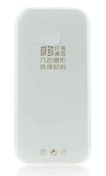 Silikonové pouzdro Ultra Slim 0,3mm pro Samsung G360 Galaxy Core Prime, čiré