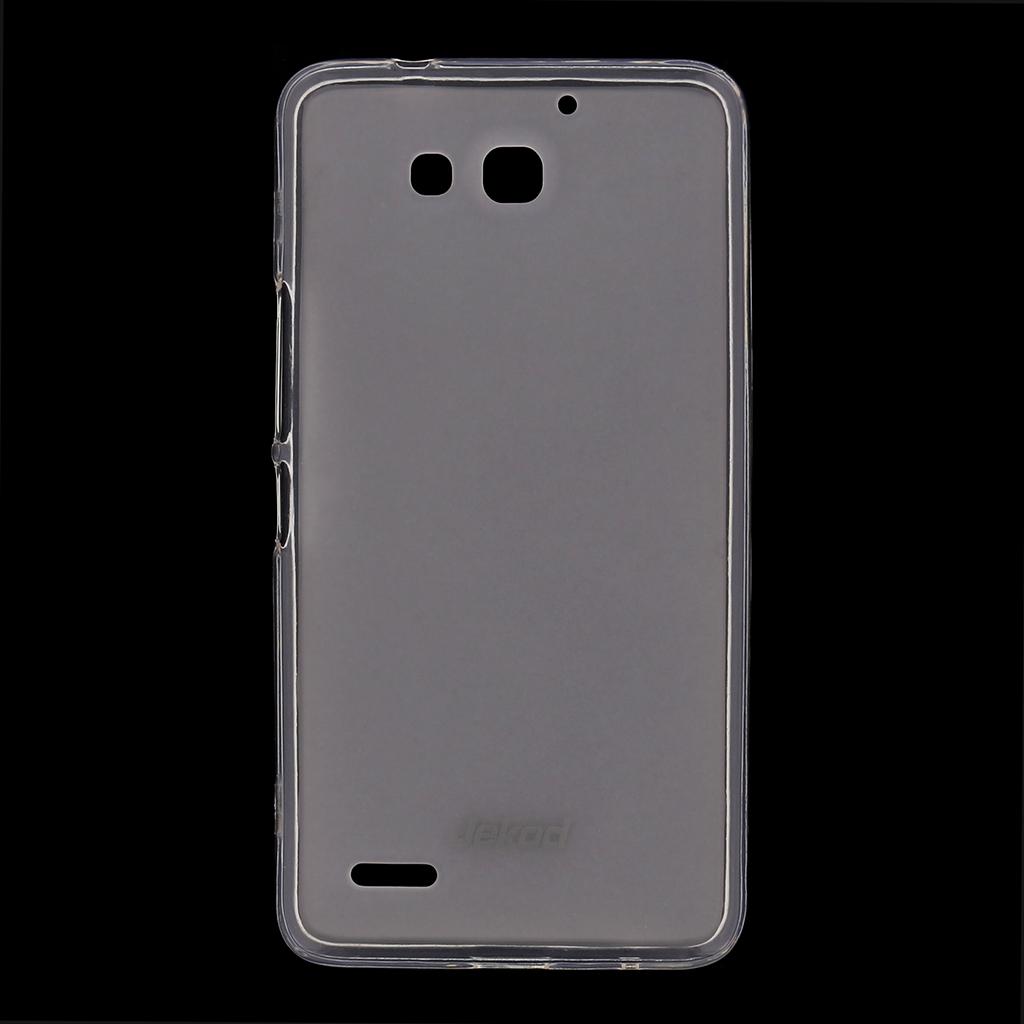 JEKOD TPU Ochranné Pouzdro White pro Huawei Honor G750