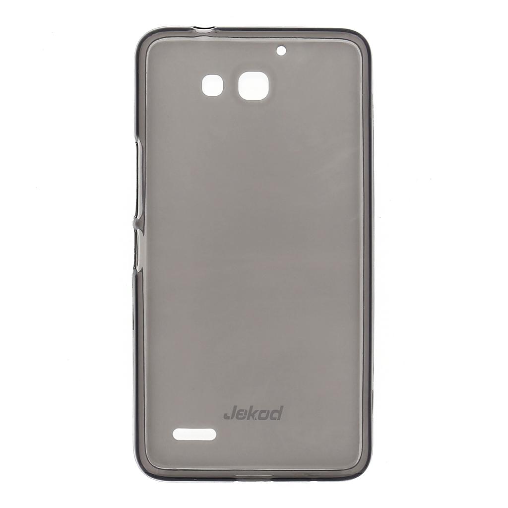 JEKOD TPU Ochranné Pouzdro Black pro Huawei Honor G750
