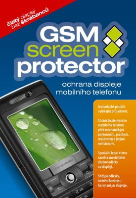 Folie na displej Screenprotector pro Samsung G800 Galaxy S5 Mini, 2ks