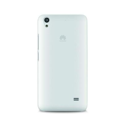 Pouzdro Huawei Original Protective 0.8mm na G620s bílé