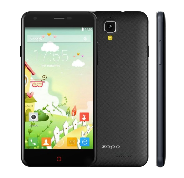 ZOPO ZP530 Touch Black