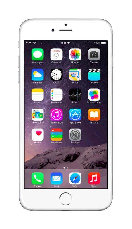 Apple iPhone 6 Plus 128GB Silver