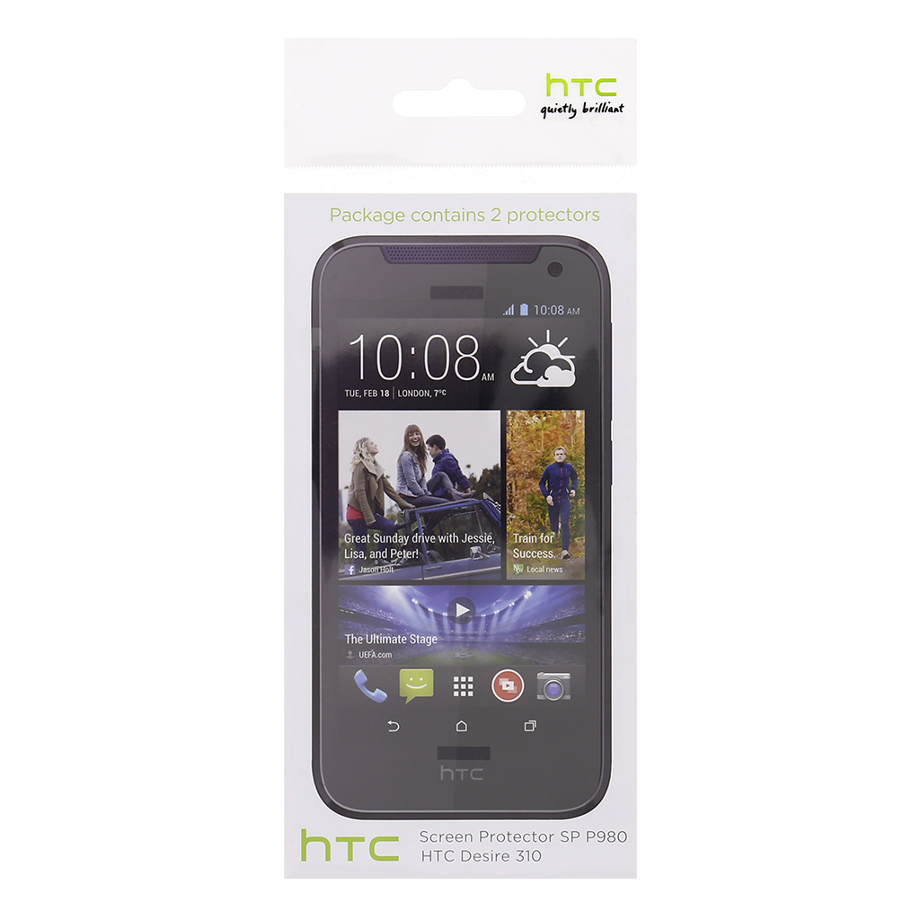SP P980 HTC Original Ochranná Folie pro Desire 310