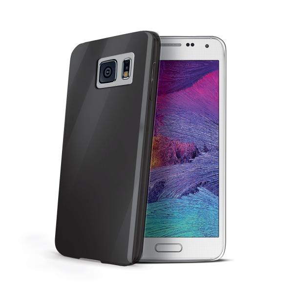 Silikonové TPU pouzdro CELLY Gelskin pro Samsung G920 Galaxy S6, černé