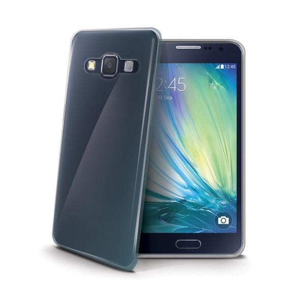 Silikonové TPU pouzdro CELLY Gelskin pro Samsung A300 Galaxy A3, bezbarvé