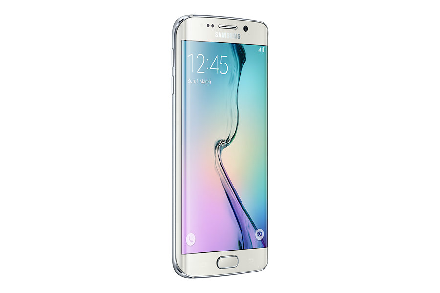 Samsung Galaxy S6 Edge White Pearl 32GB