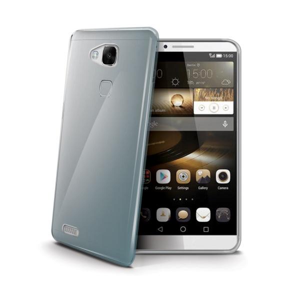 Silikonové pouzdro CELLY Gelskin pro Huawei Ascend Mate 7 bezbarvé