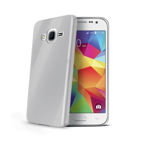 Silikonové pouzdro CELLY Gelskin pro Samsung Galaxy Core Prime bezbarvé