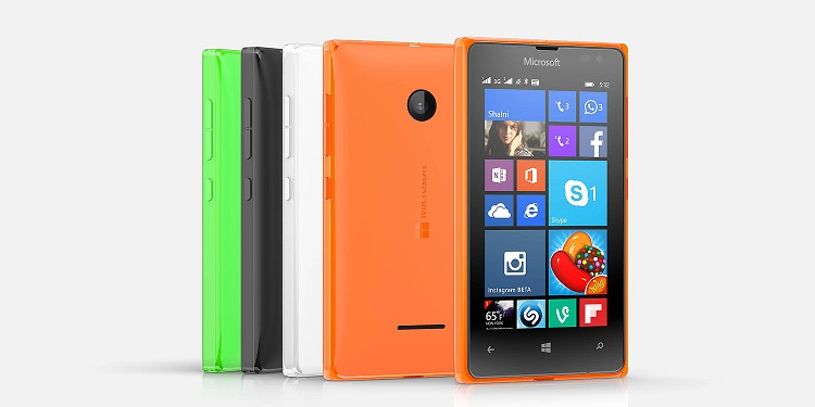 Microsoft Lumia 532 Single SIM Black