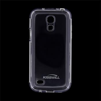 Kisswill silikonové pouzdro Samsung Galaxy S4 Mini čiré