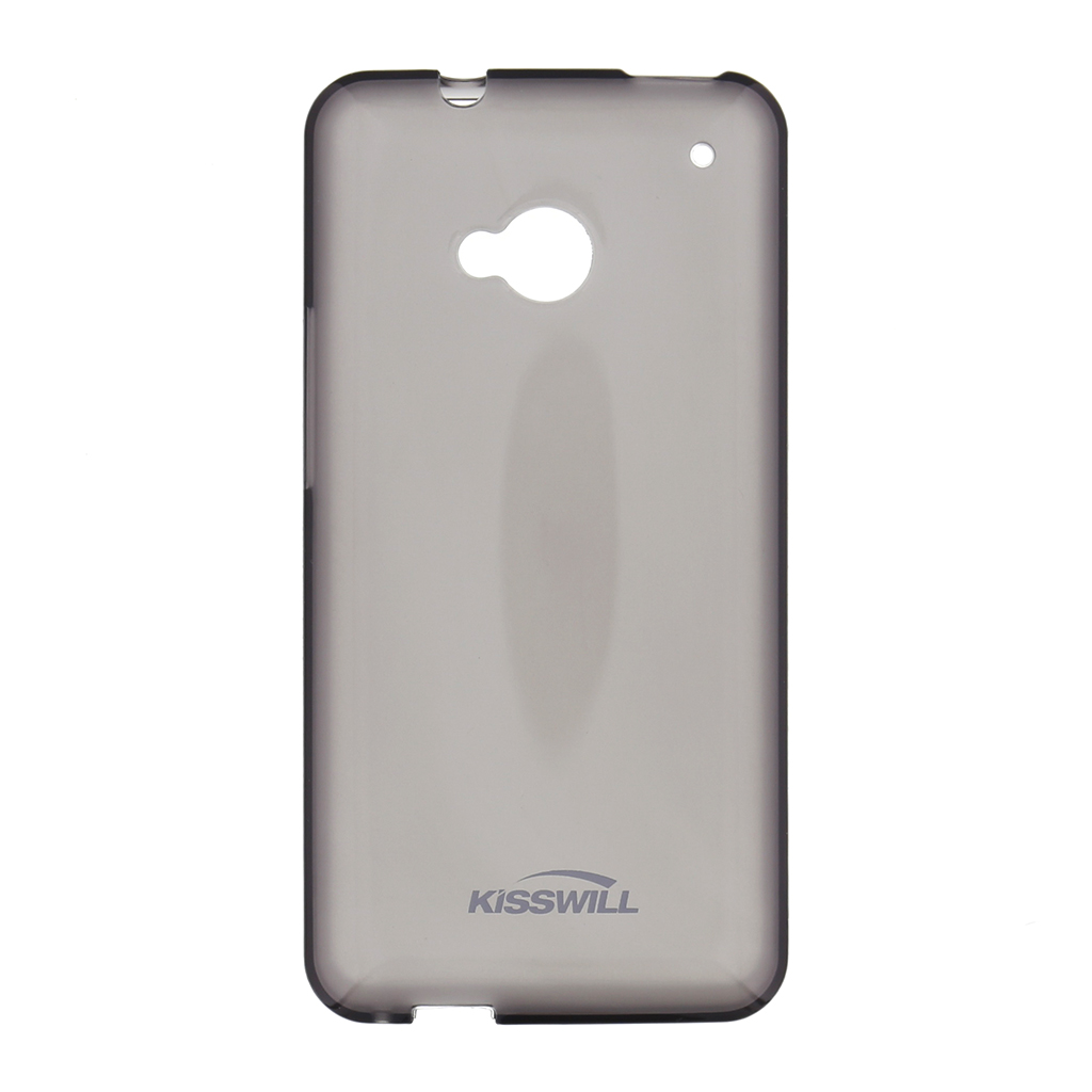 Kisswill silikonové pouzdro Samsung Galaxy Xcover 2 černé