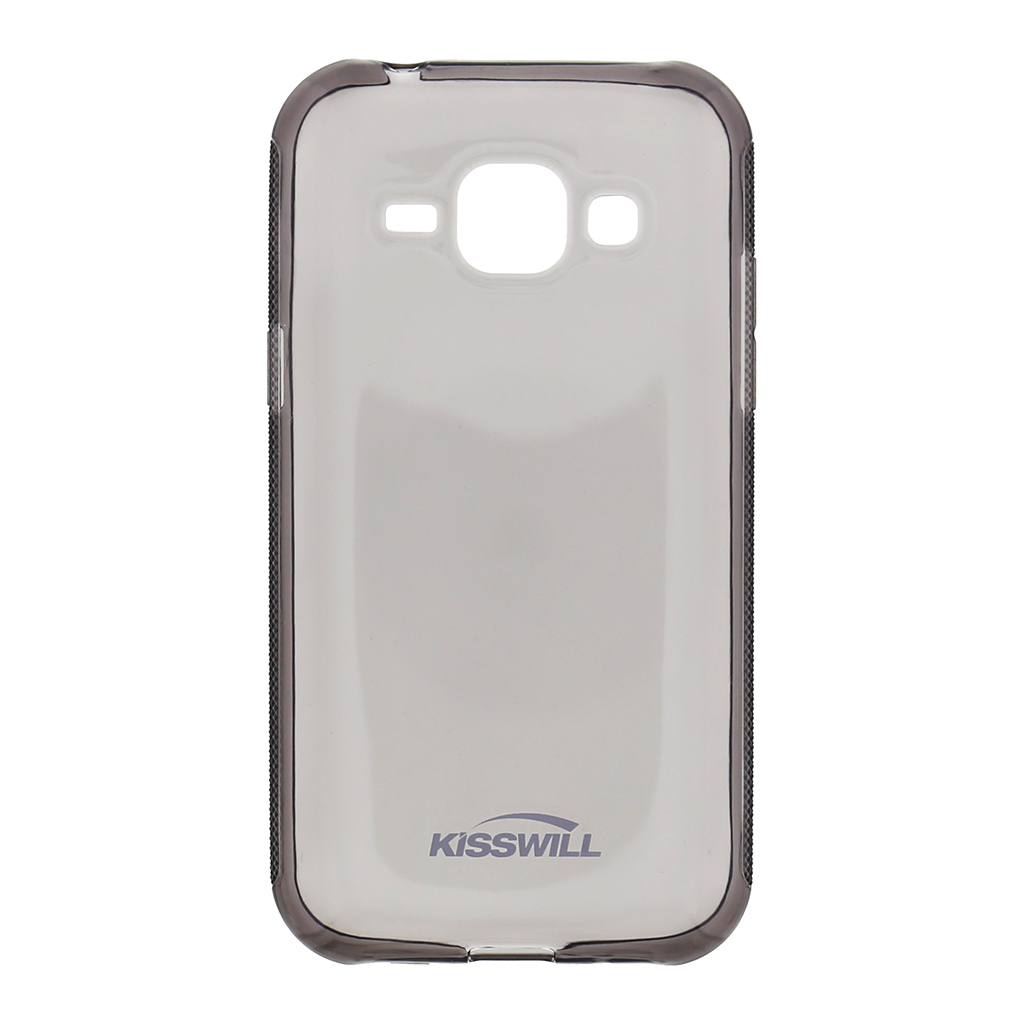 Kisswill silikonové pouzdro Samsung Galaxy J1 černé