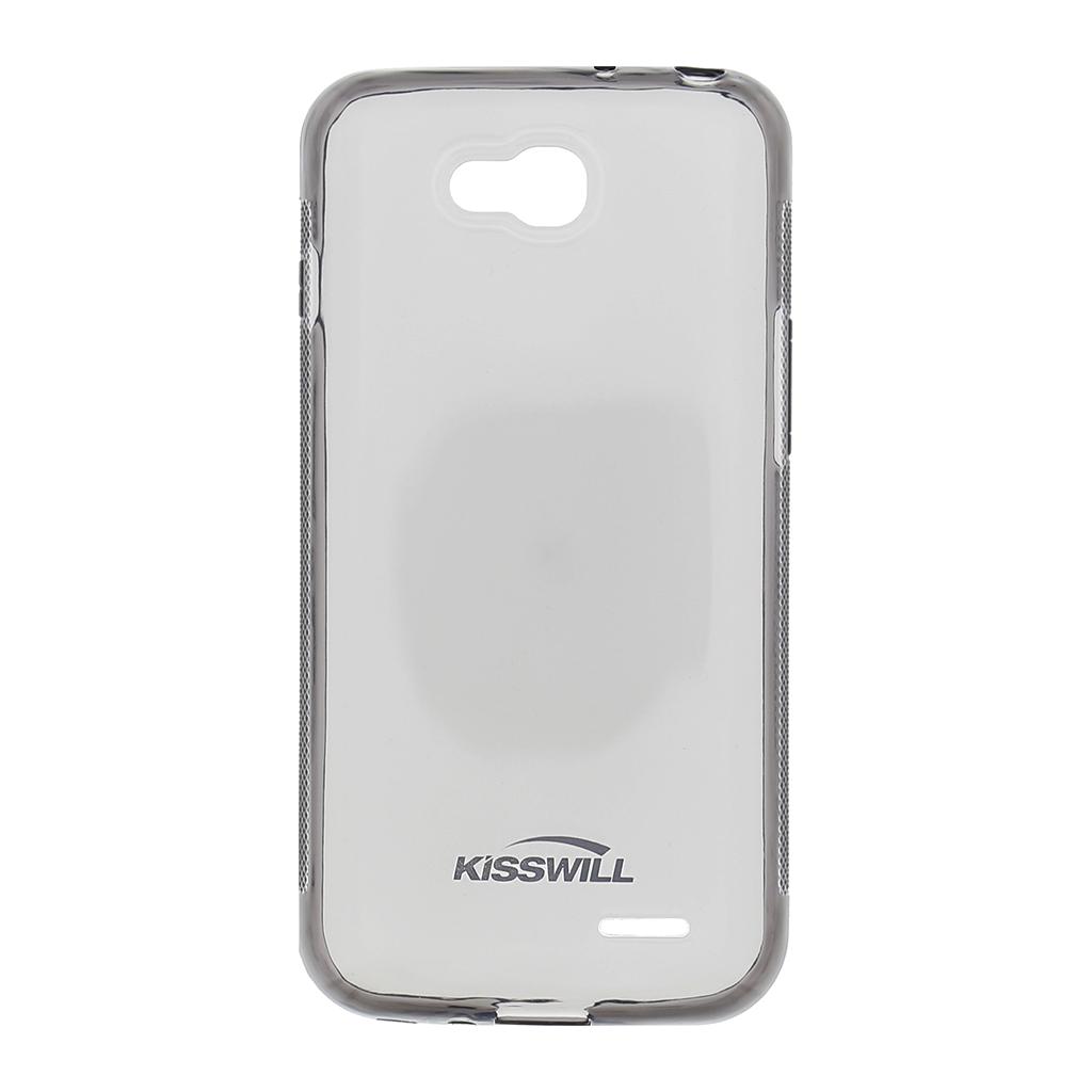 Kisswill silikonové pouzdro pro LG L90 černé