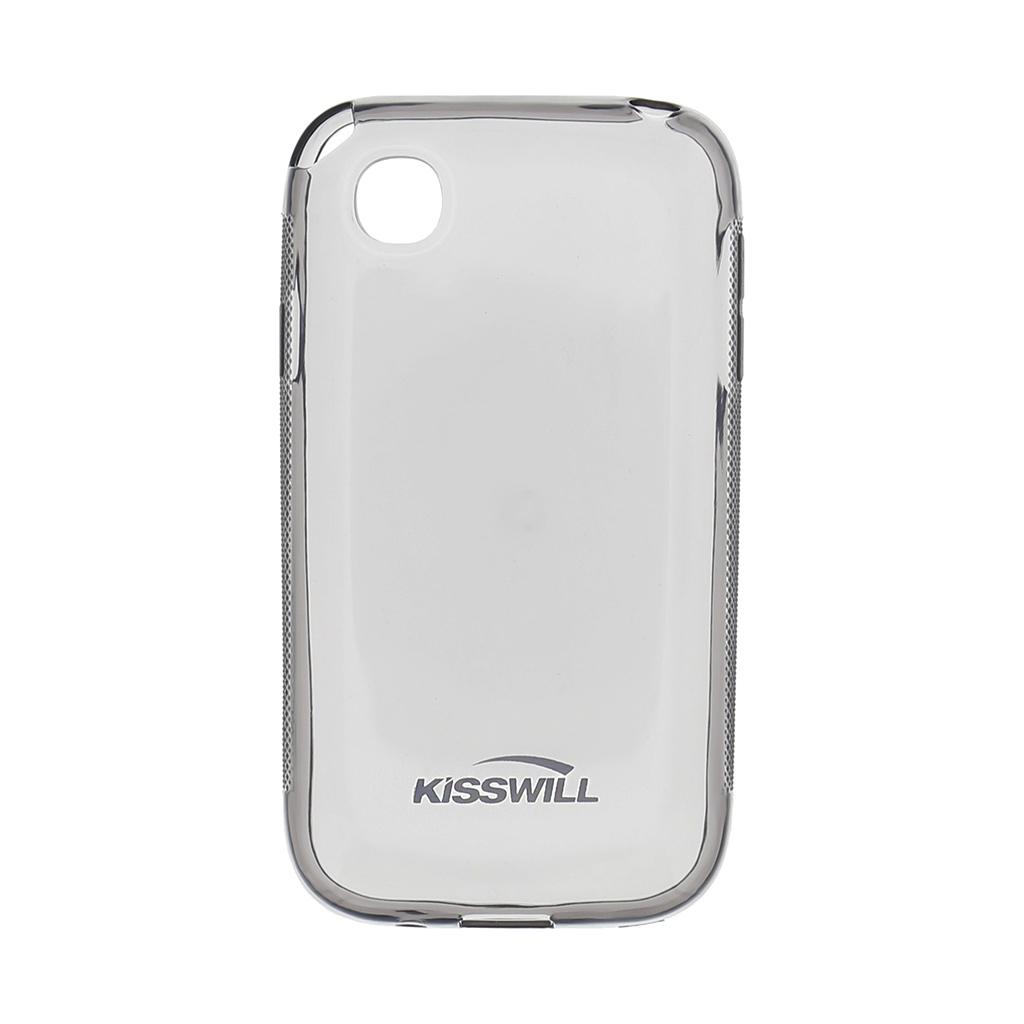 Kisswill silikonové pouzdro LG L40 černé