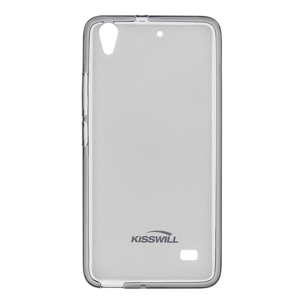 Kisswill silikonové pouzdro Huawei Ascend G620s černé
