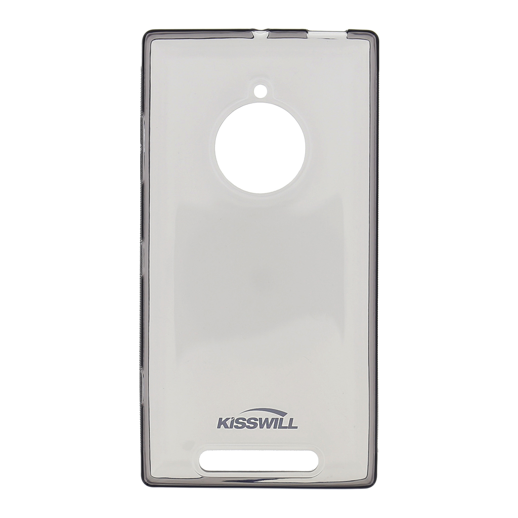 Kisswill silikonové pouzdro Nokia Lumia 830 černé