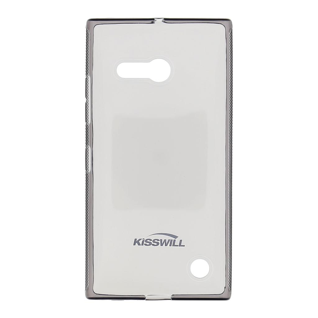 Kisswill silikonové pouzdro Nokia Lumia 730 černé