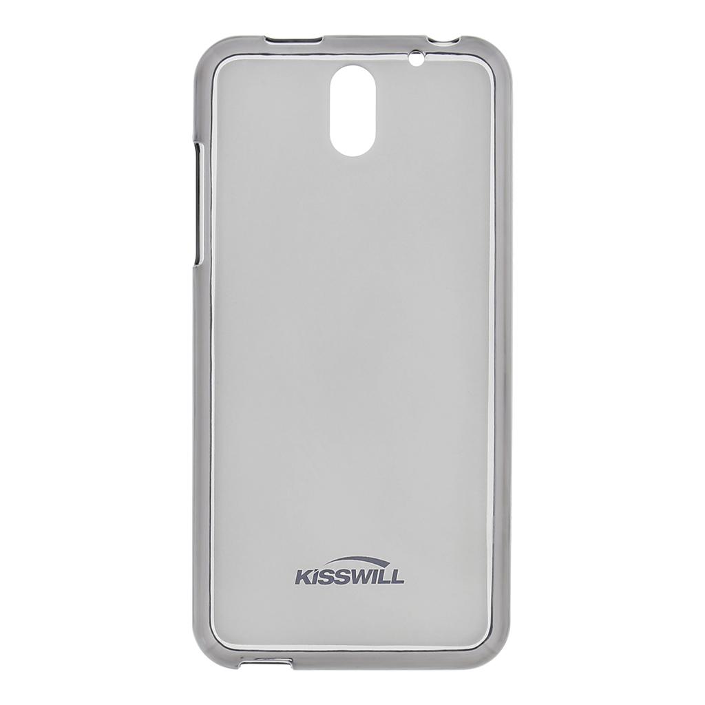 Kisswill silikonové pouzdro HTC Desire 610 černé
