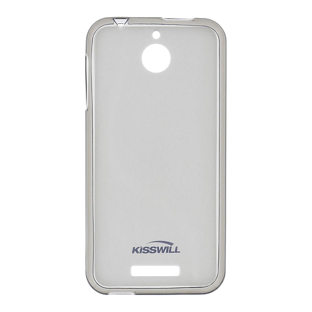 Kisswill silikonové pouzdro HTC Desire 510 černé