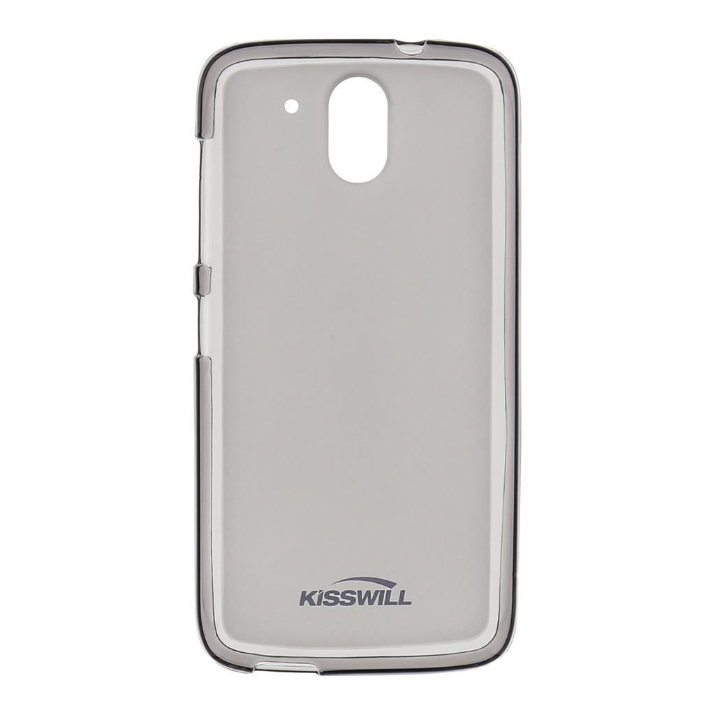 Kisswill silikonové pouzdro HTC Desire 526 černé