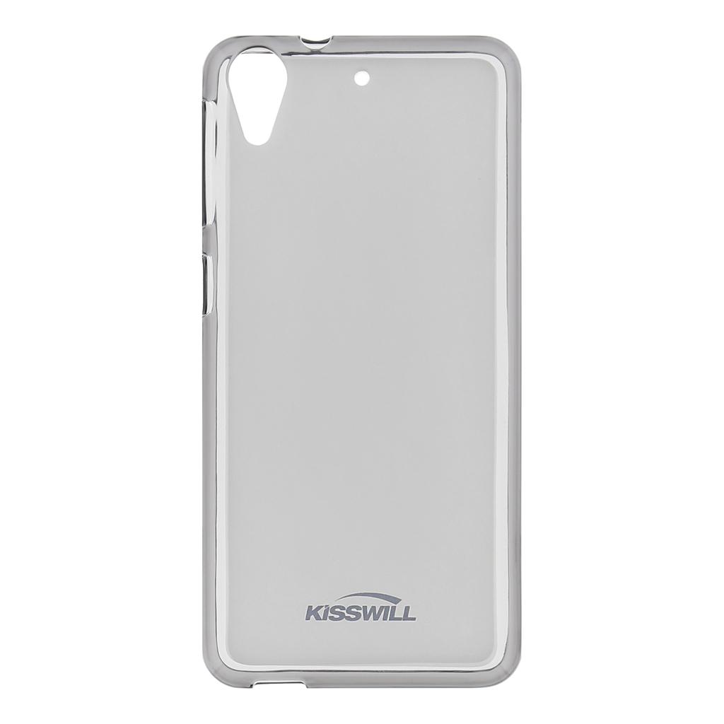 Kisswill silikonové pouzdro HTC Desire 626 černé