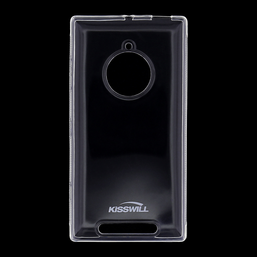 Kisswill silikonové pouzdro Nokia Lumia 830 bílé