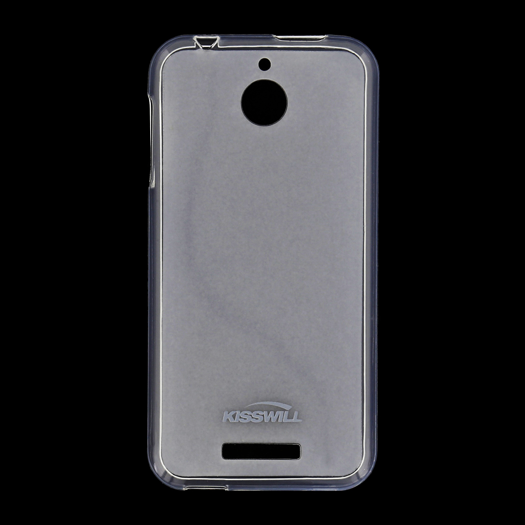 Kisswill silikonové pouzdro HTC Desire 510 bílé