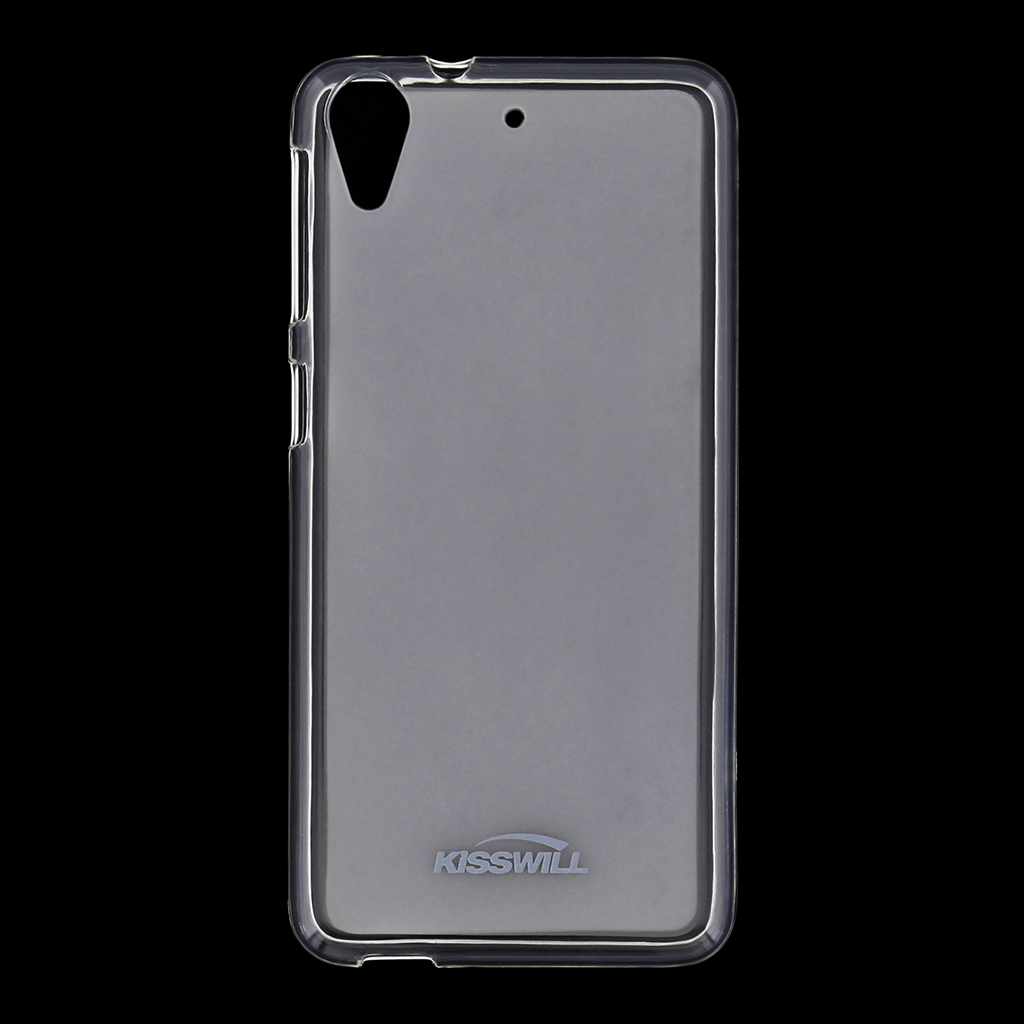 Kisswill silikonové pouzdro HTC Desire 626 bílé