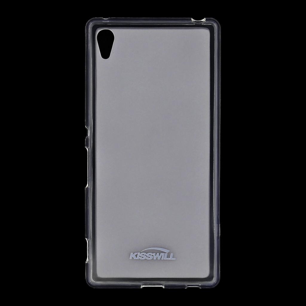 Kisswill silikonové pouzdro Sony Xperia Z4 bílé