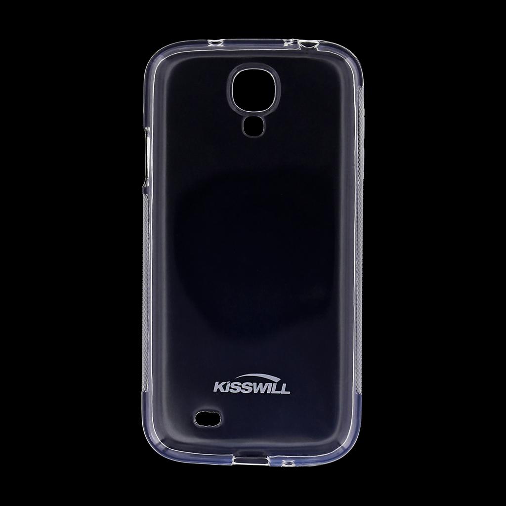 Kisswill silikonové pouzdro Samsung Galaxy S4 bílé (i9505)