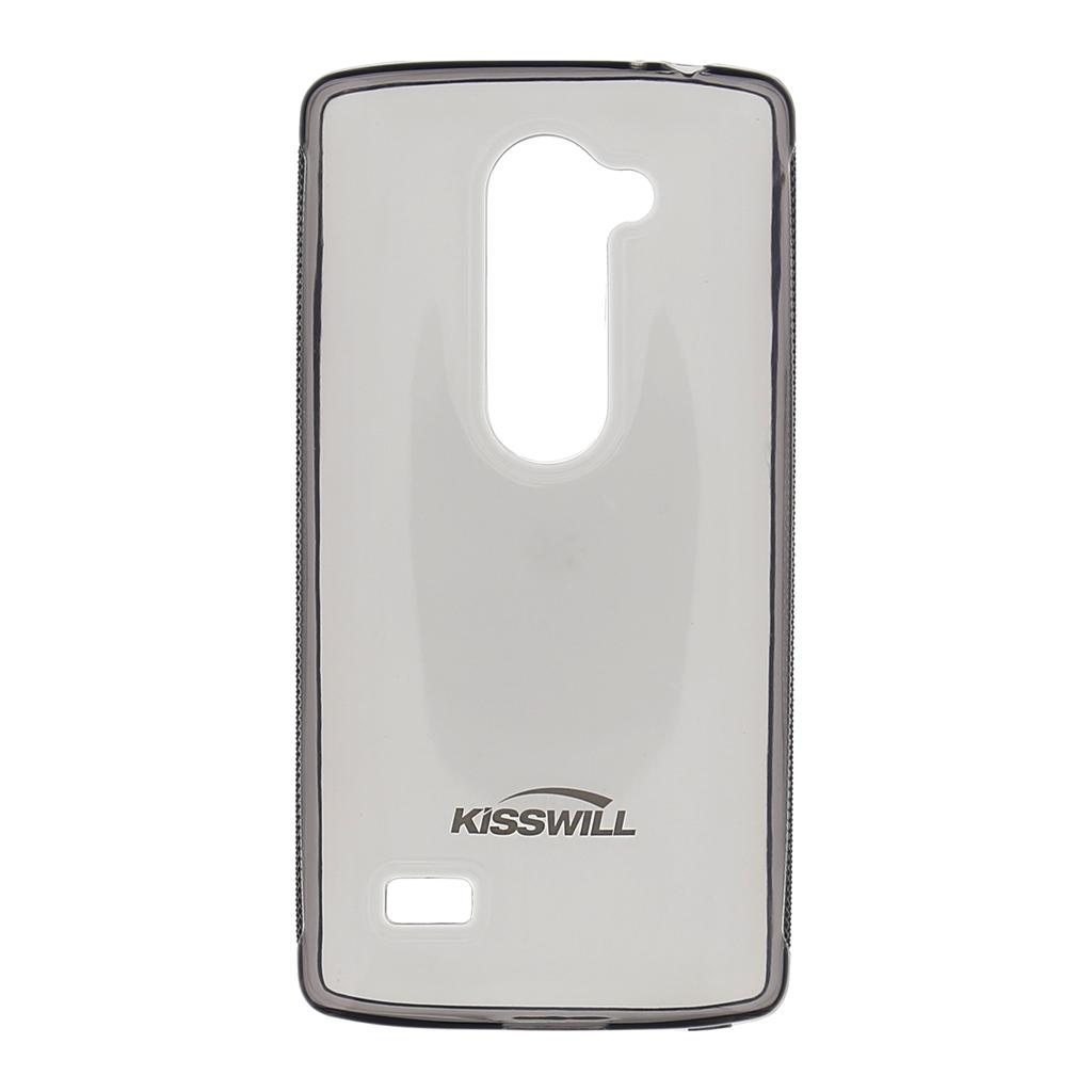Kisswill silikonové pouzdro LG Spirit černé