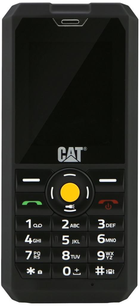 Caterpillar CAT B30 Dual SIM Black