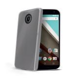 Silikonové pouzdro CELLY Gelskin pro Motorola Nexus 6 bezbarvé