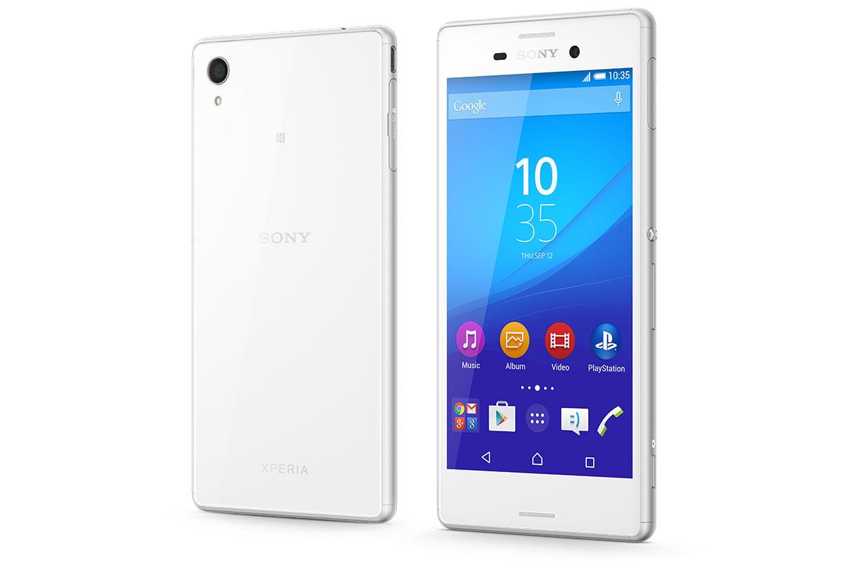 Mobilní telefon Sony Xperia M4 Aqua E2303 WhiteZDARMA Protiskluzová podložka pro mobilní telefony v hodnotě 199 Kč. + DOPRAVA ZDARMA