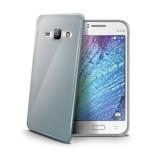 Silikonové pouzdro CELLY Gelskin pro Samsung Galaxy J1 bezbarvé
