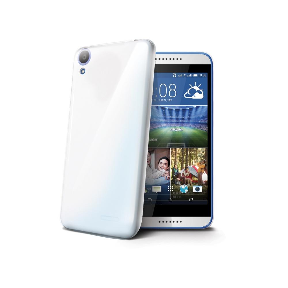 Silikonové pouzdro CELLY Gelskin pro HTC Desire 820 čiré
